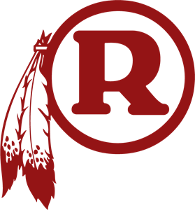 Search washington r logo. Redskins svg vector black and white