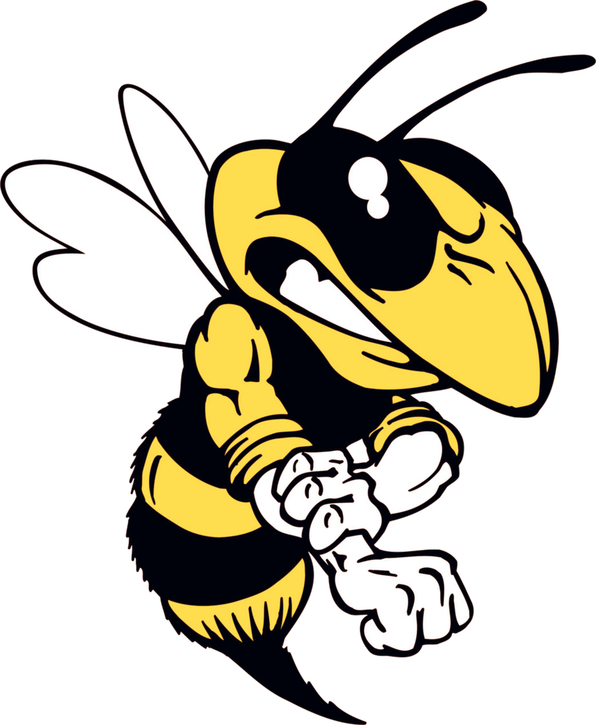 hornet clip free. Wasp vector angry cartoon clipart black and white stock