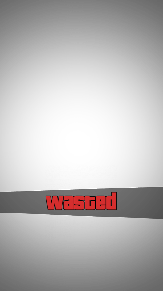 Wasted gta 5 png. I m not sure