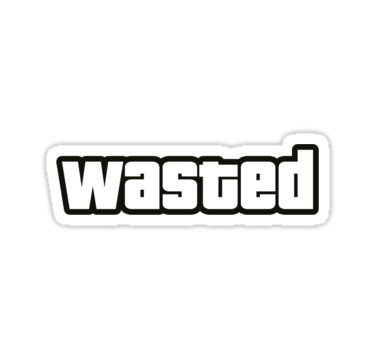 Wasted png. Compilation