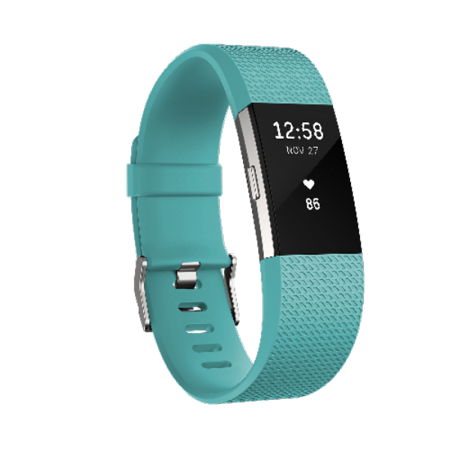 Watch clip activity tracker. Fitbit charge heart rate