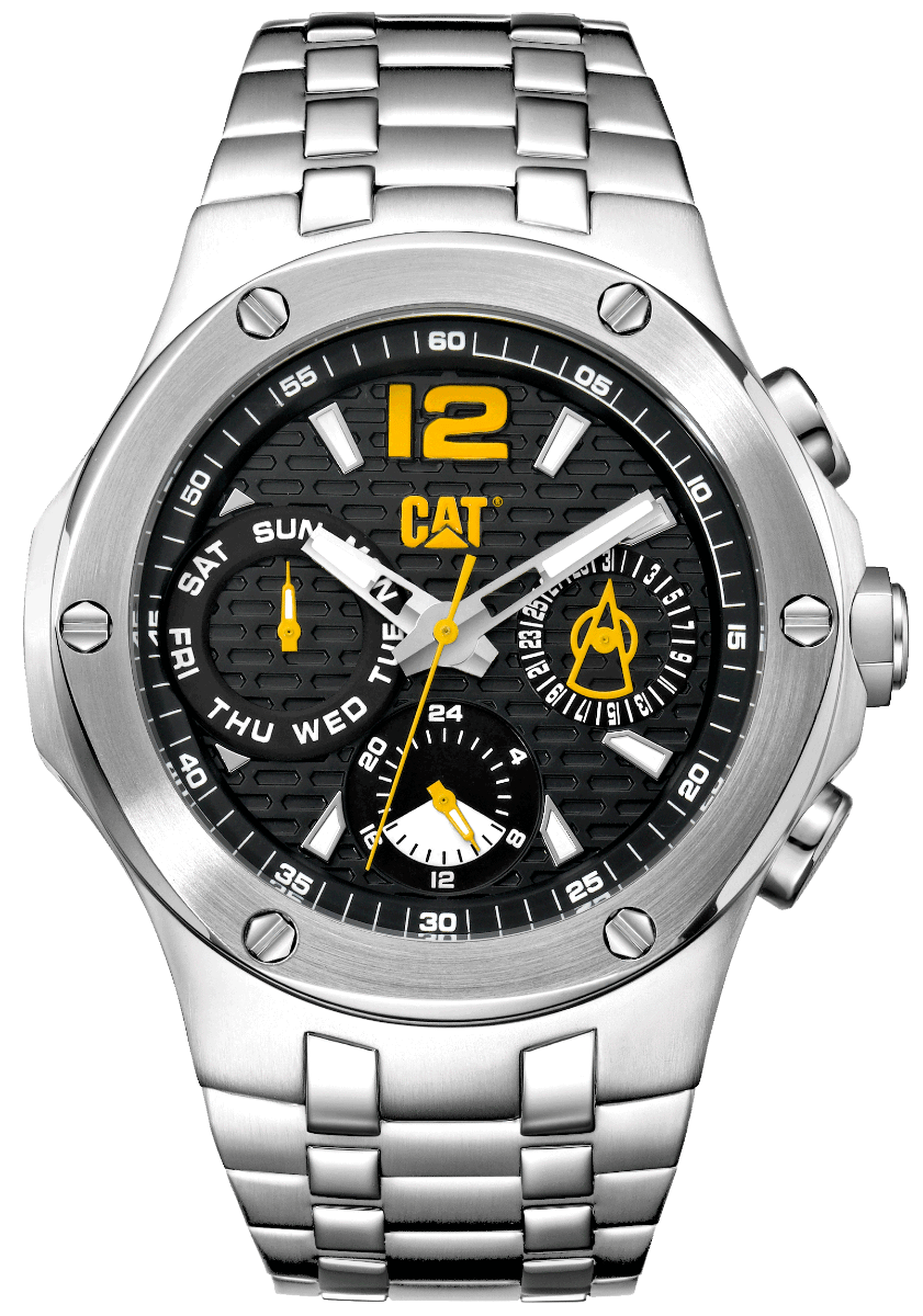 Watch clip extreme. Cat watches for men