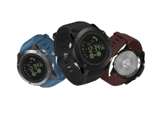 Watch clip extreme. Tactical smart v tattico