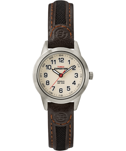 Watch clip field. Expedition mini mm leather