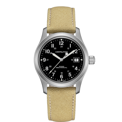Watch clip field. Khaki collection this man