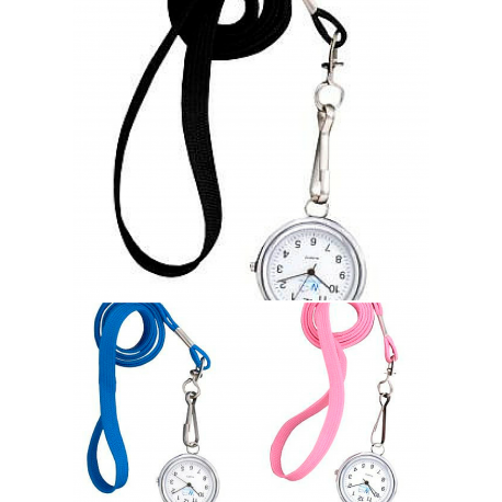 watch clip lanyard
