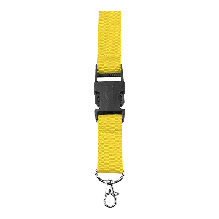 Watch clip lanyard. With safety release clipruggit