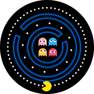 Click to download pacmanv. Watch clip small clip black and white