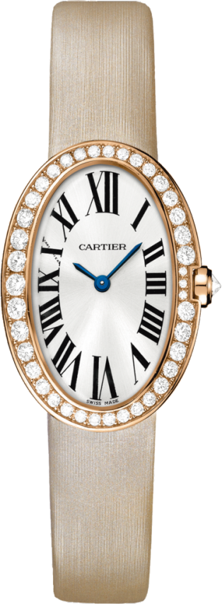 Watch clip small. Cartier luxury watches for