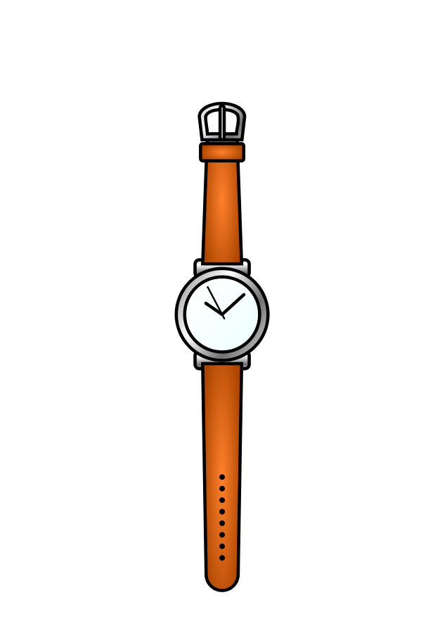 Watch clip small. Clipart huge freebie