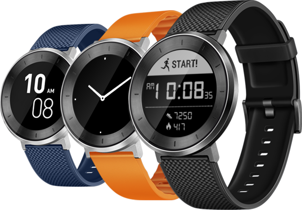 Watch clip small. Huawei fit smart fitness