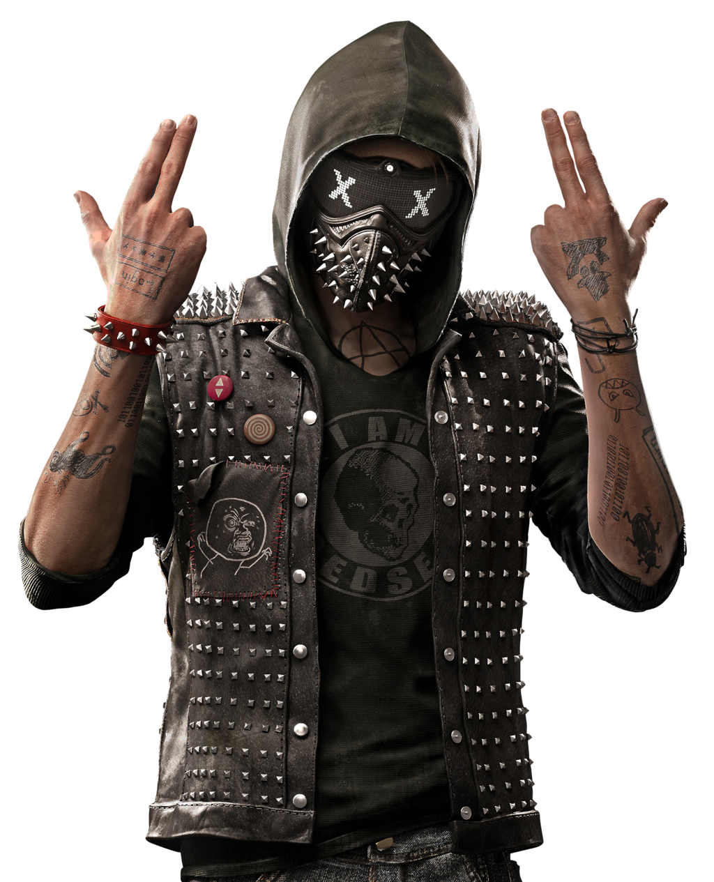watch_dogs png defalt