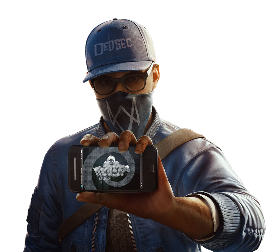 watch_dogs png wach