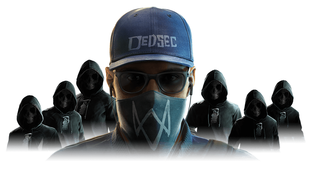 Watch dogs 2 png. Bootanimation watchdogs v asus