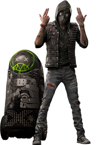 Watch dogs 2 png. Story game details ubisoft