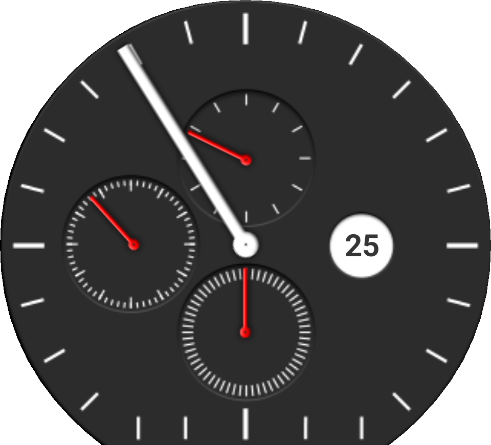 Watch face template png. Faces by beersandbacon facerepo