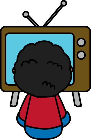 Watch tv png. Watching transparent images pluspng