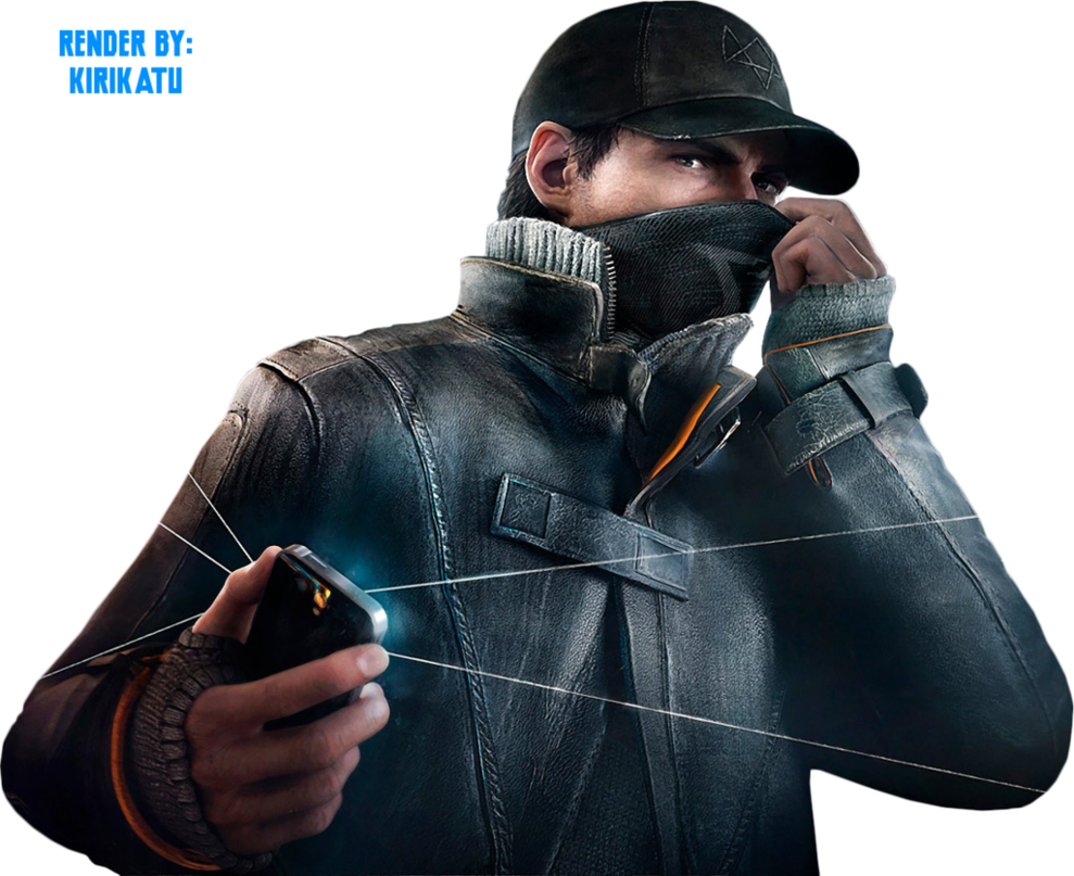 Watch_dogs png. Download watch dogs hq