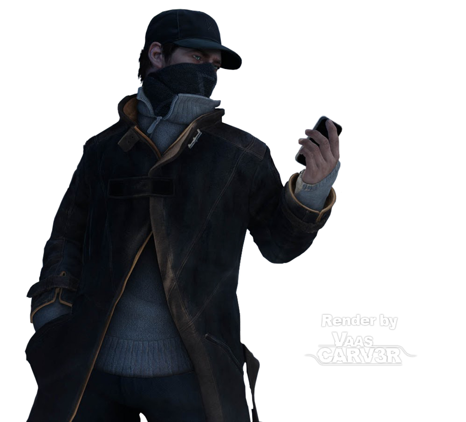 Watch_dogs png aiden. Watch dogs transparent images