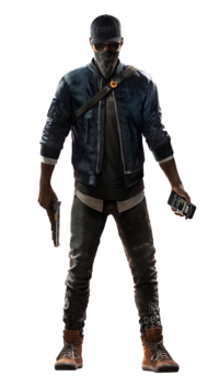 Watch_dogs png default. Watch dogs characters quiz