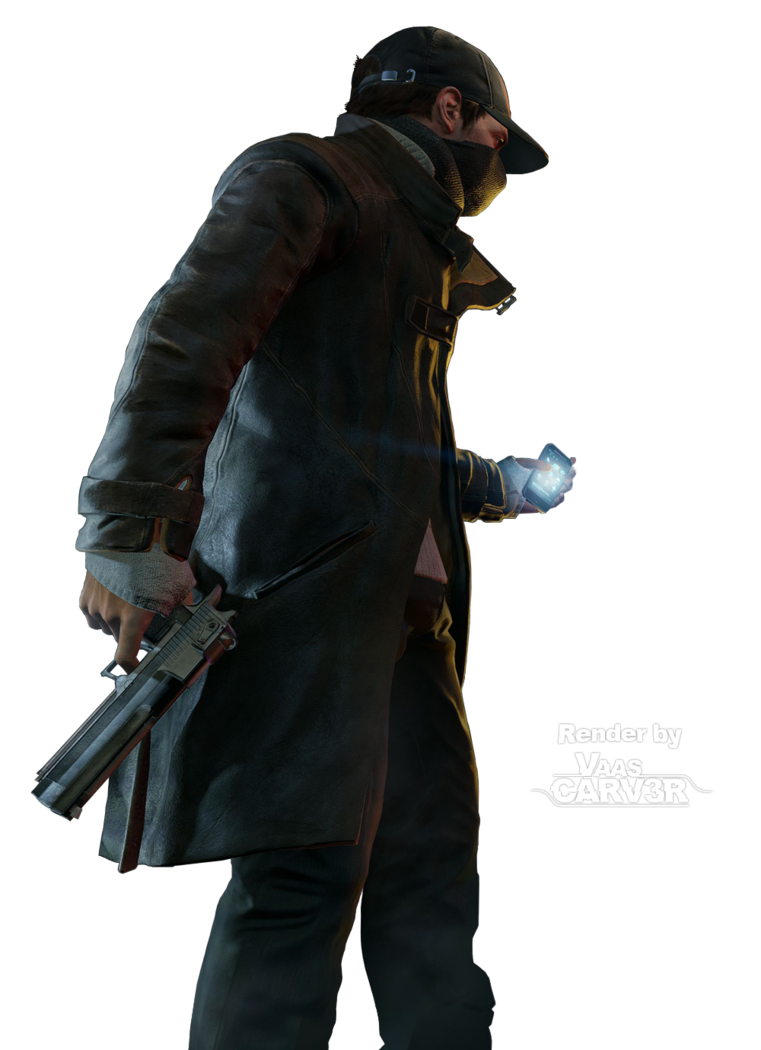 Watch_dogs png gangster character. Watch dogs aiden pearce