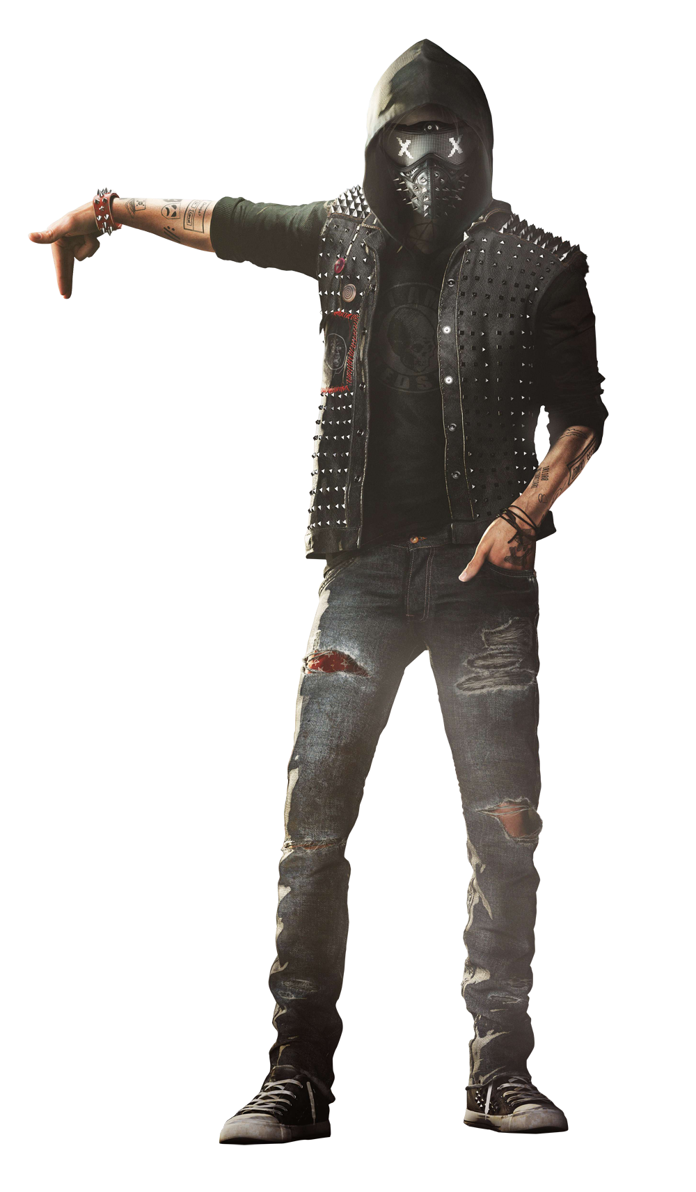 Watch_dogs png gangster character. Watch dogs free download