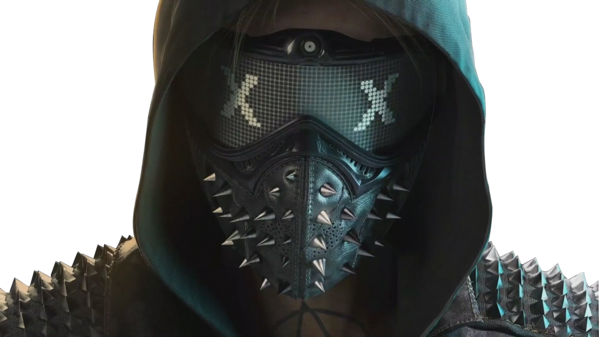 Watch_dogs png mask. Wrench render watch dogs