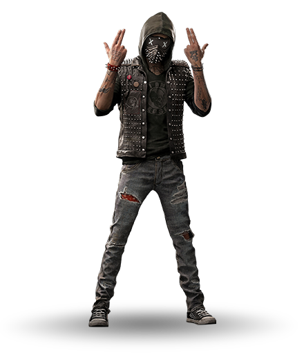 watch_dogs png game ps4