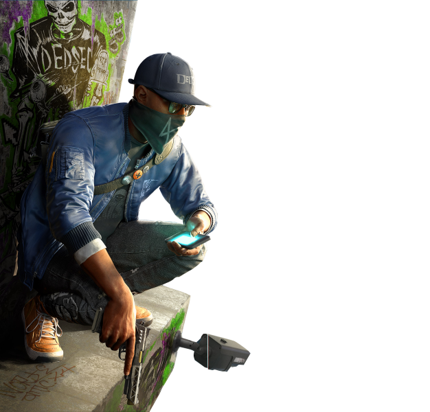 Watch_dogs png watch dogs 2. Render download x