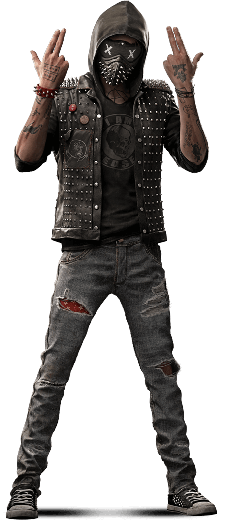 Watch_dogs png wrench. Page profil de site
