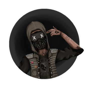 Watch_dogs png wrench. Watch dogs by black