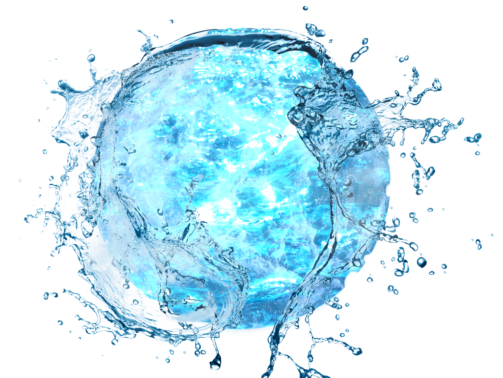 Water ball png. By omicronguy on deviantart