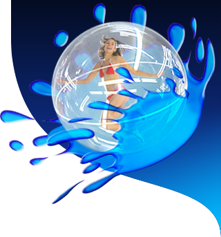 Water ball png. Amazing attractions human hamster