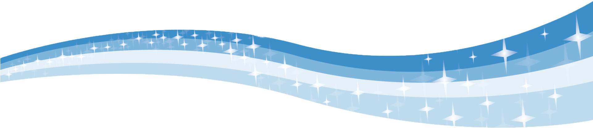 Blue clipart wave x. Water border png png royalty free