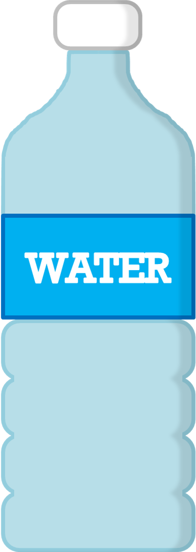 Water bottle cartoon png. Collection of clipart