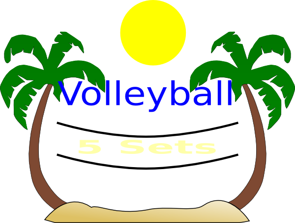 Water clipart volleyball. Clip art panda free