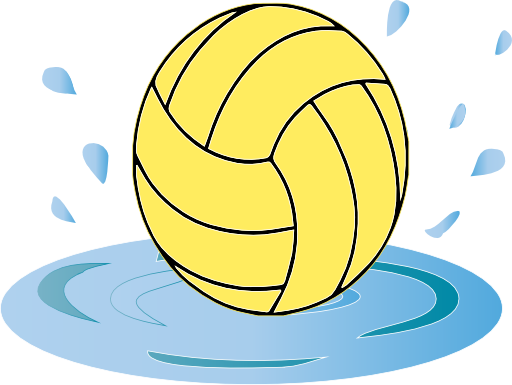 Water clipart volleyball.