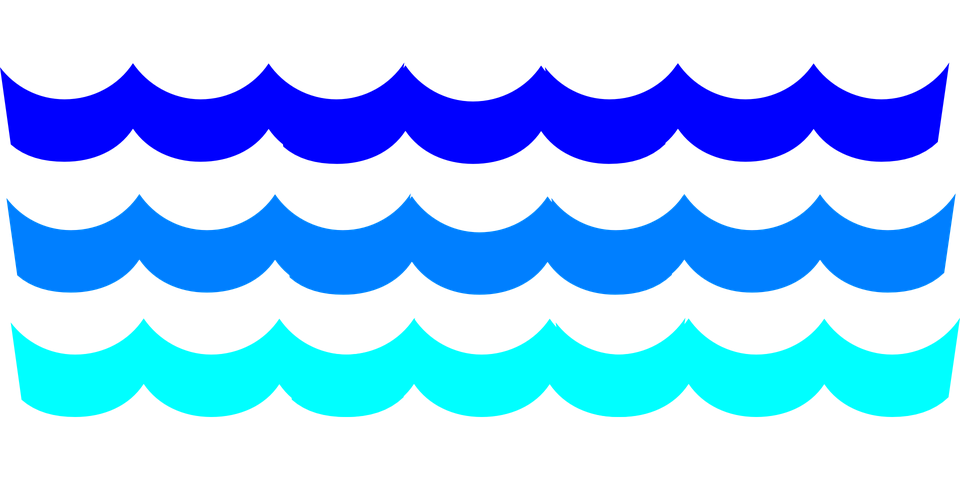 Wave clip art png. Water waves clipart at