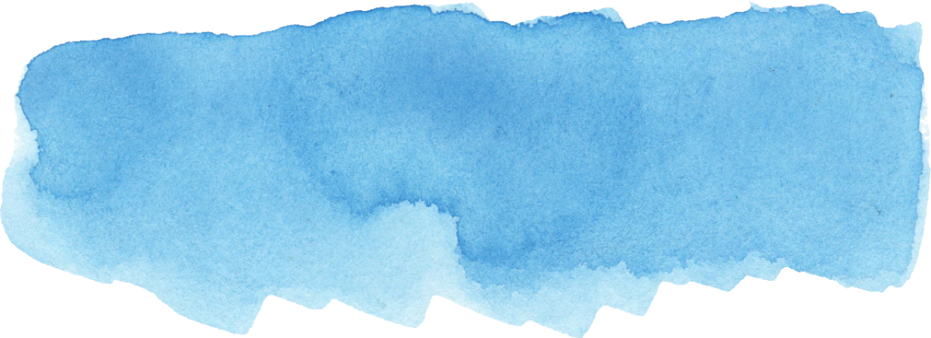 blue water color png