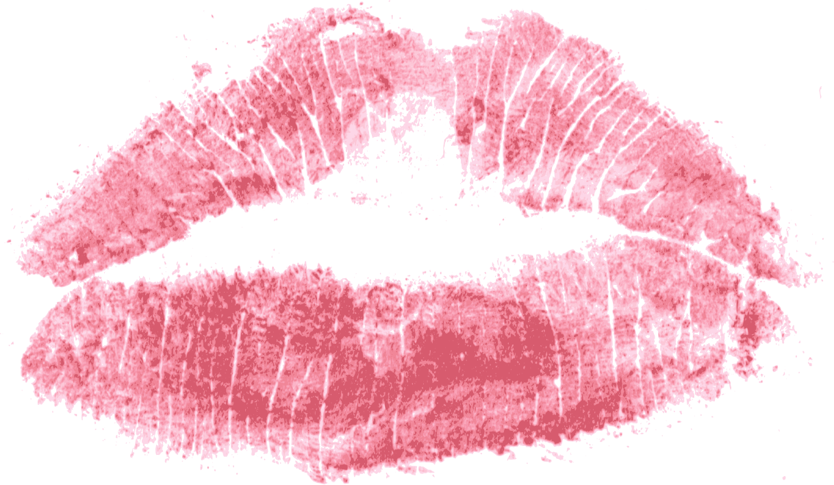 kissing lips png