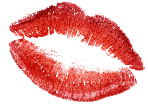 Water color lips png. Image