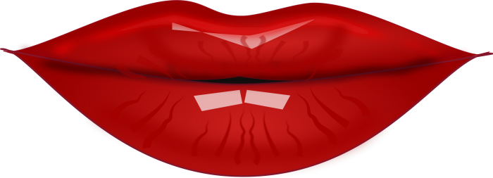 Water color lips png. Picture vector clipart psd