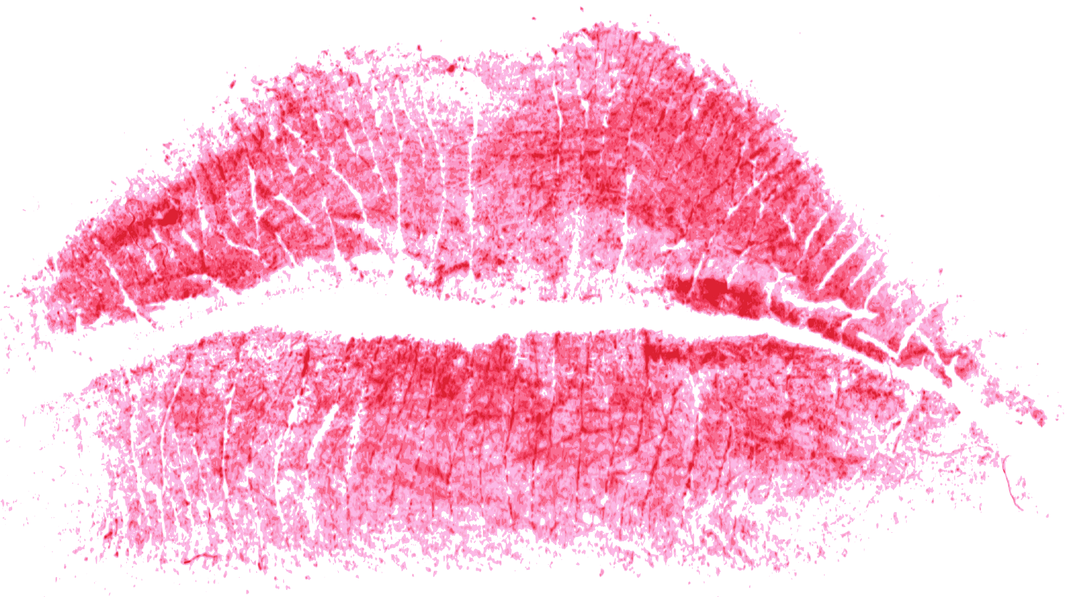 kiss png pink