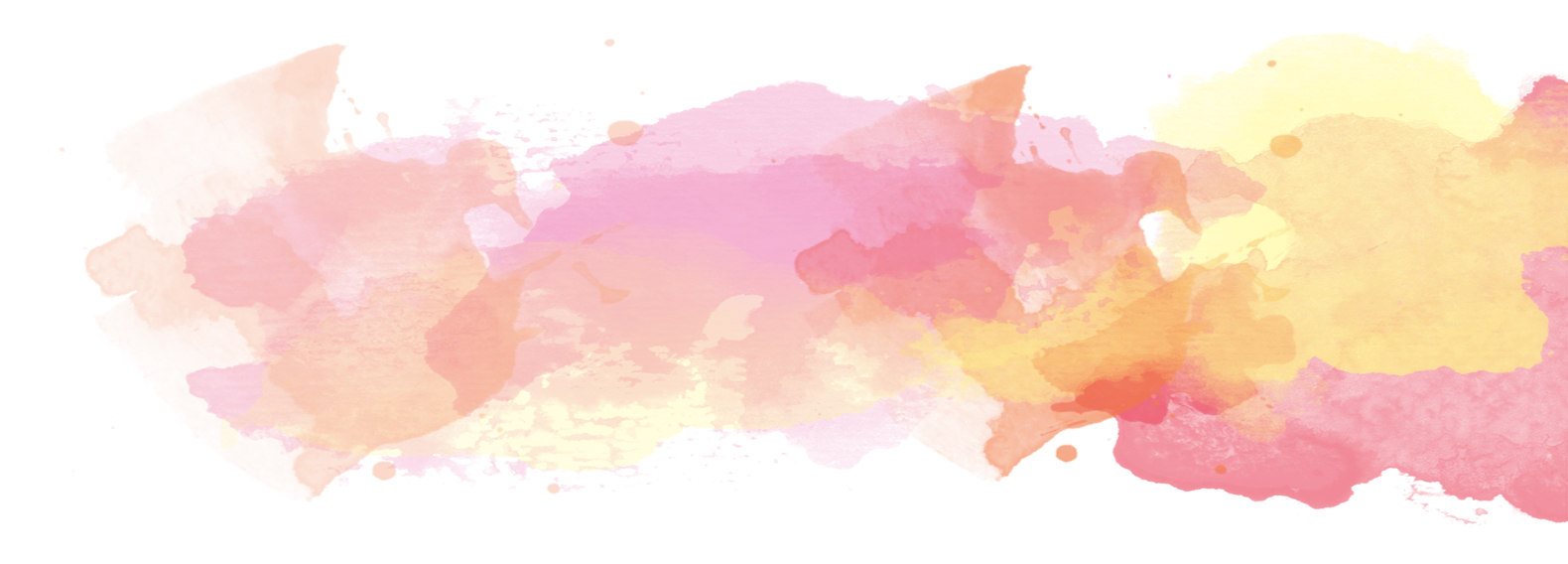 Water color splatter png. Paint watercolor pink orange