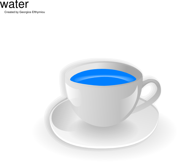 Water cup png. Of clip art at