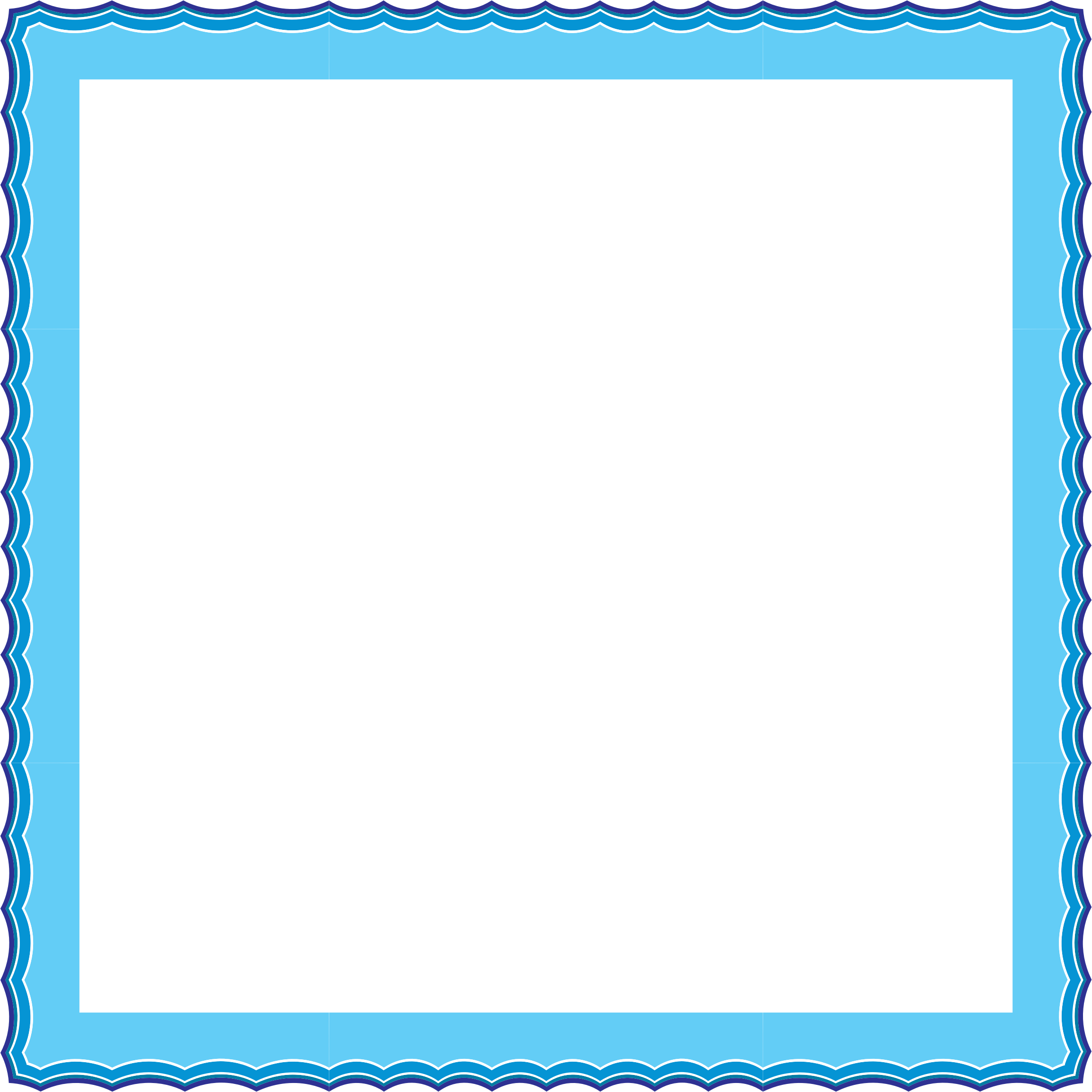 Water frame png. Waves icons free and