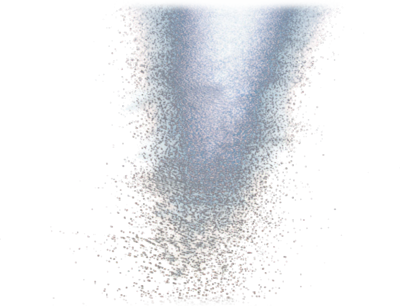 Water particles png. Image