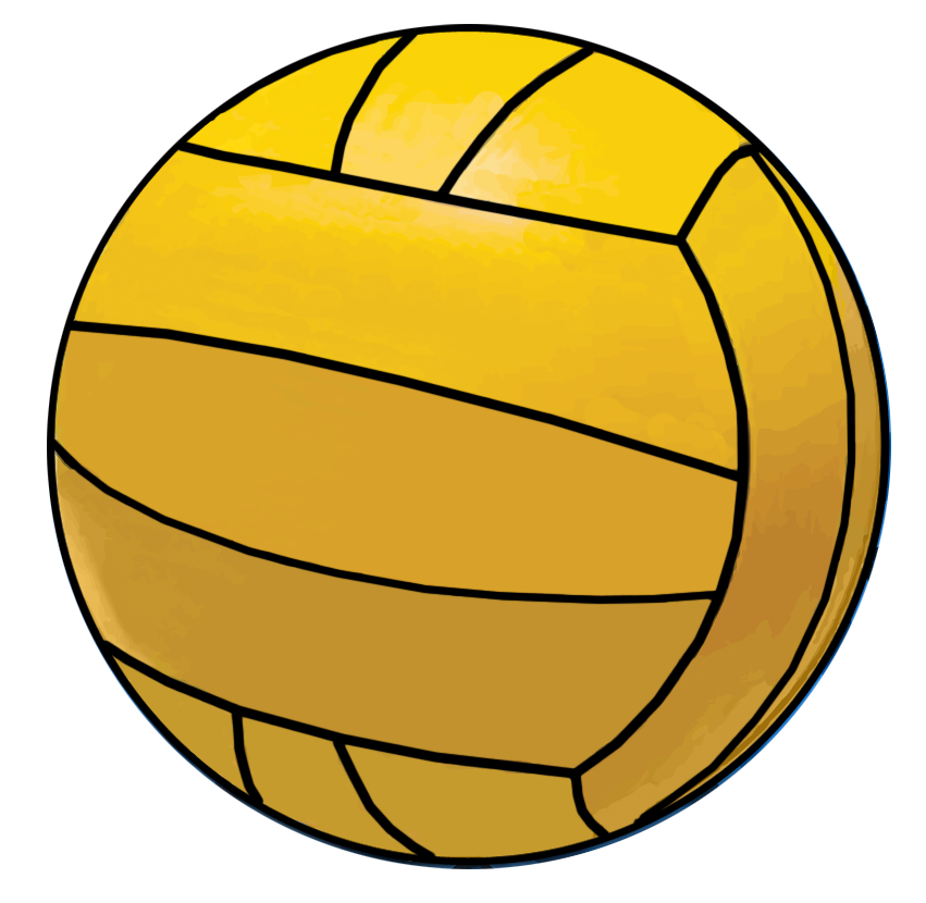 Water polo ball png. File icon wikimedia commons