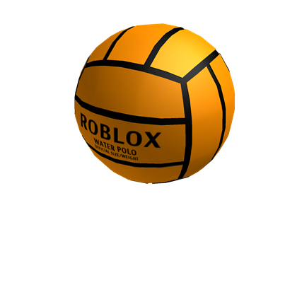 Water polo ball png. Image tone s roblox