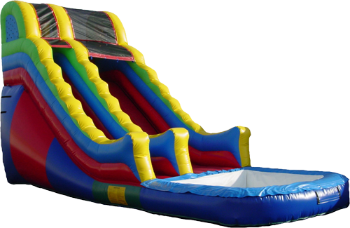 Water slide png. Inflatable transparent giant ft